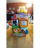 Infantino Discover and Play Soft Blocks - $18.66