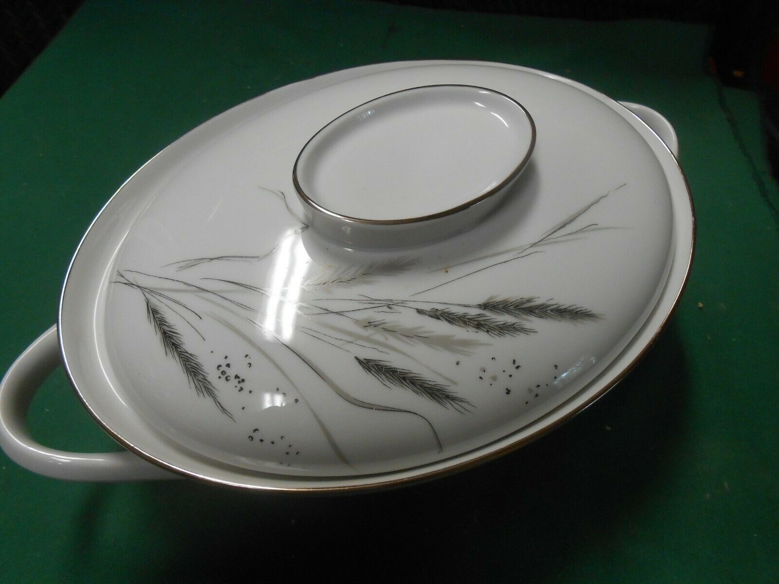 "Primary image for Magnificent ROSENTHAL Selb-Plossberg Bavaria Germany Ceres ""Wheat"" ...CASSEROLE"