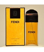Fendi Classic Eau de Toilette Edt 100ml 3.4 Fl. Oz. Spray Women Rare Old... - $599.90