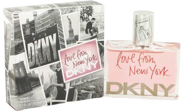 Donna karan love from new york perfume