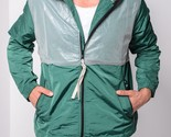 Green Raincoat 4587
