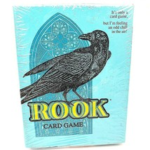 ROOK Card Game Hasbro Parker Brothers 2001 New Sealed 57 Cards Made in USA - $9.88