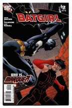 BATGIRL #2 comic book-2008-DC-First appearance of MARQUE - $31.53