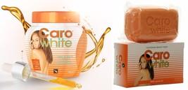 Caro White/Carolight Lightening 2 Pcs Set With Carrot Oill 300ml Jar + Soap - $29.99