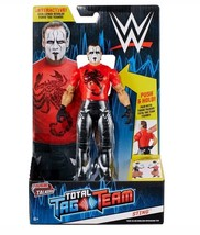 WWE Sting Total Tag Team Tough Talkers Action Figure 2017 The Icon WCW TNA - $26.73