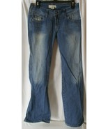 Ambercrombie & Fitch Girls Jeans Boot Cut Size 16 - $21.77