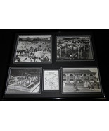 Kennywood Park 1930s Pittsburgh Amusement Framed 16x20 Photo Collage Dis... - $74.44