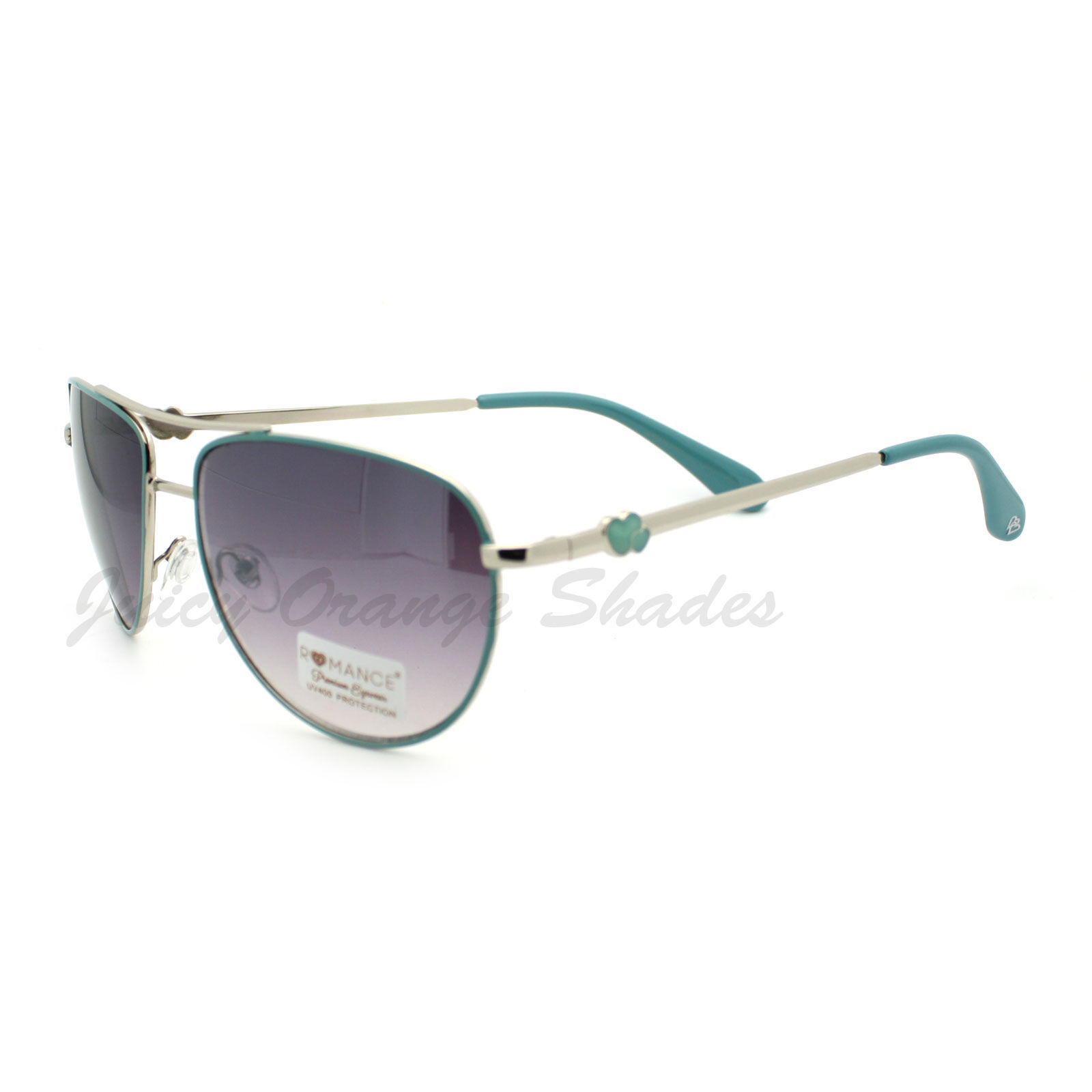 Women's Aviator Sunglasses Classic Color Metal Aviators