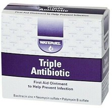 Triple Antibiotic First Aid Ointment Individual 50 Packets - $15.79
