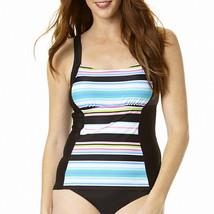7dd8639f8d St. John's Bay Striped Tankini Swim Top Size 12, 14 · Add to cart ·  View similar items
