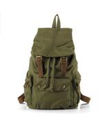 Bag School Travel Backpack Rucksack Satchel Shoulder Canvas Hiking Fashion - $49.00