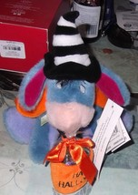 Disney Store Eeyore as a Witch Halloween Plush w/ tags - $18.69
