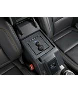 2021 Bronco OEM Ford Front Center Console Security Locking Vault Gun Safe - $329.99