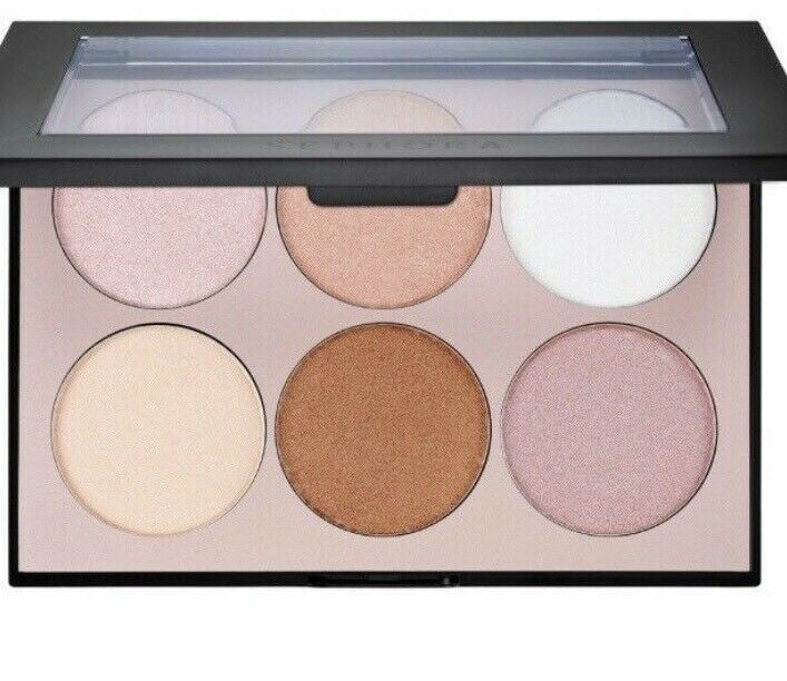 SEPHORA Collection Illuminate Face Palette NIB - $23.88