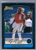 2003 Draft Picks and Prospects #138 Ryan Howard NM-MT Rookie Card Philli... - $108.90
