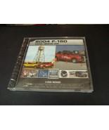 2004 Ford F-150 Virtual Training Tour (CD-ROM & DVD, 2003) - Brand New!!! - $6.92