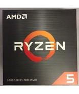 AMD Ryzen 5 5600X Desktop Processor Unlocked (4.6GHz, 6 Cores, Socket AM... - $499.00
