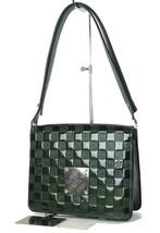 Auth LOUIS VUITTON Club Green Damier Vernis 2 Length Shoulder Bag Purse ... - $469.00