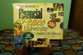 Dave Ramsey's Financial Peace University Audio CD Library - 16 CD's + Bo... - $18.76