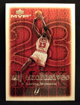 1999-2000 Upper Deck MVP Michael Jordan Basketball Card #192 - $1.75