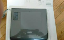NEW Open Box WACOM Intuos3 PTZ430 4x5 Tablet  & software Only;No Pen,No Mouse. - $13.85