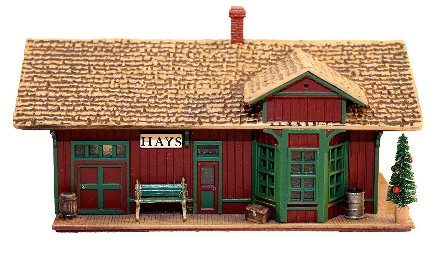 Primary image for The Hays Train Station (The Sarah Plain and Tall Collection (Hallmark)