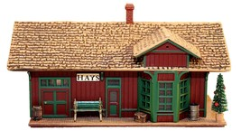 The Hays Train Station (The Sarah Plain and Tall Collection (Hallmark) - $14.99