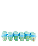 Philips Avent My First Big Kid Cup Green/Blue 9m+ 360 degree BPA Free 12... - $48.44