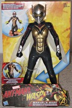 "MARVEL'S WASP from Ant-Man and the Wasp 12"" Figure w/ STINGERS & WING FX... - $18.77"