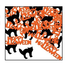 Beistle Happy Halloween and Cat Fanci-Fetti - €19,00 EUR
