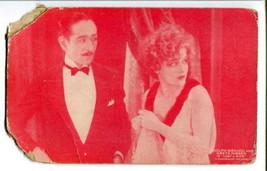 Lost A Wife-Adolph Menjou/Greta Nissen-Arcade Card G - $16.30