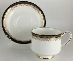 Royal Albert Clarence Cup & saucer - $15.00