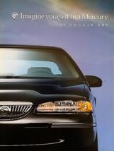 1997 Mercury COUGAR XR7 sales brochure catalog US 97 - $9.00