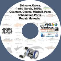 Reel Schematics Parts Manuals Repair and similar items on