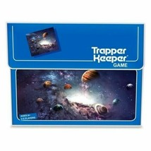 Trapper Keeper Card Collecting Retro 80s 90's Game Planets Blue Space IM... - $17.80