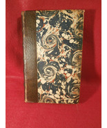 Alfred De Musset Premieres Poesies 1829-1835 Leather Bound Very Nice  - $89.05