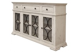 Griffin White Four Door Buffet - $1,232.55