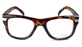 Sunscape Clark Dazed N Confused Tortoise Adventurer Clear Lens Glasses image 2