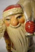 Vaillancourt Folk Art, Gnome Like Santa FC with  Bag signed by Judi! image 5