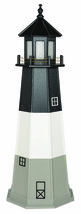 OAK ISLAND LIGHTHOUSE Cape Fear North Carolina Working Replica 6 Sizes A... - $235.59+