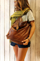 ALLEGRA BAG handmade leather bag image 2