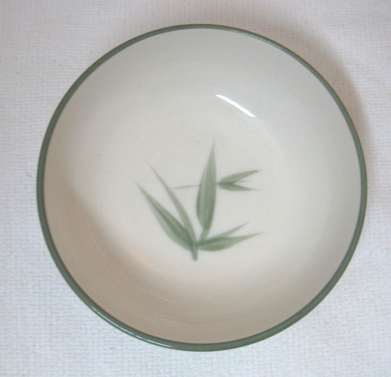 Primary image for Bamboo Winfield China Pottery California Coupe Cereal Bowl 5 7/8 #A