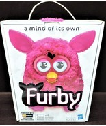 Hasbro Furby 2012 Mind of Its Own electronic pink interactive play toy H30 - $57.77