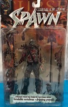 McFarlane Toys Curse Of The Spawn 2 Hatchet Action Figure New Collectable - $18.70