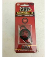 "2 TWO new Optronics LED Light Kit Red MCL12RK 3/4"" MINI SEALED MARKER CL... - $23.52"