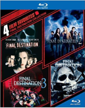 Final Destination 1-4 Collection [Blu-ray]