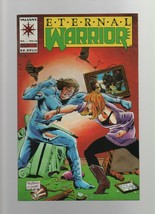 Eternal Warrior #12 - July 1993 - Valiant Comics - There Will Be Another... - $1.35