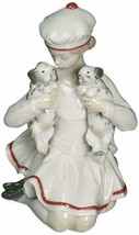 Lladro Girl with Dalmatians Figurines - $424.99