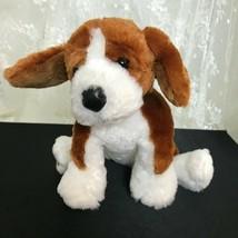 "GANZ Plush Beagle Webkinz HM141  No Code Plush Only 9.5"" Nose to Tail - $8.69"
