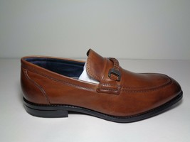 Cole Haan Size 10 W Wide WARNER GRAND BIT Tan Leather Loafers New Mens S... - $297.00
